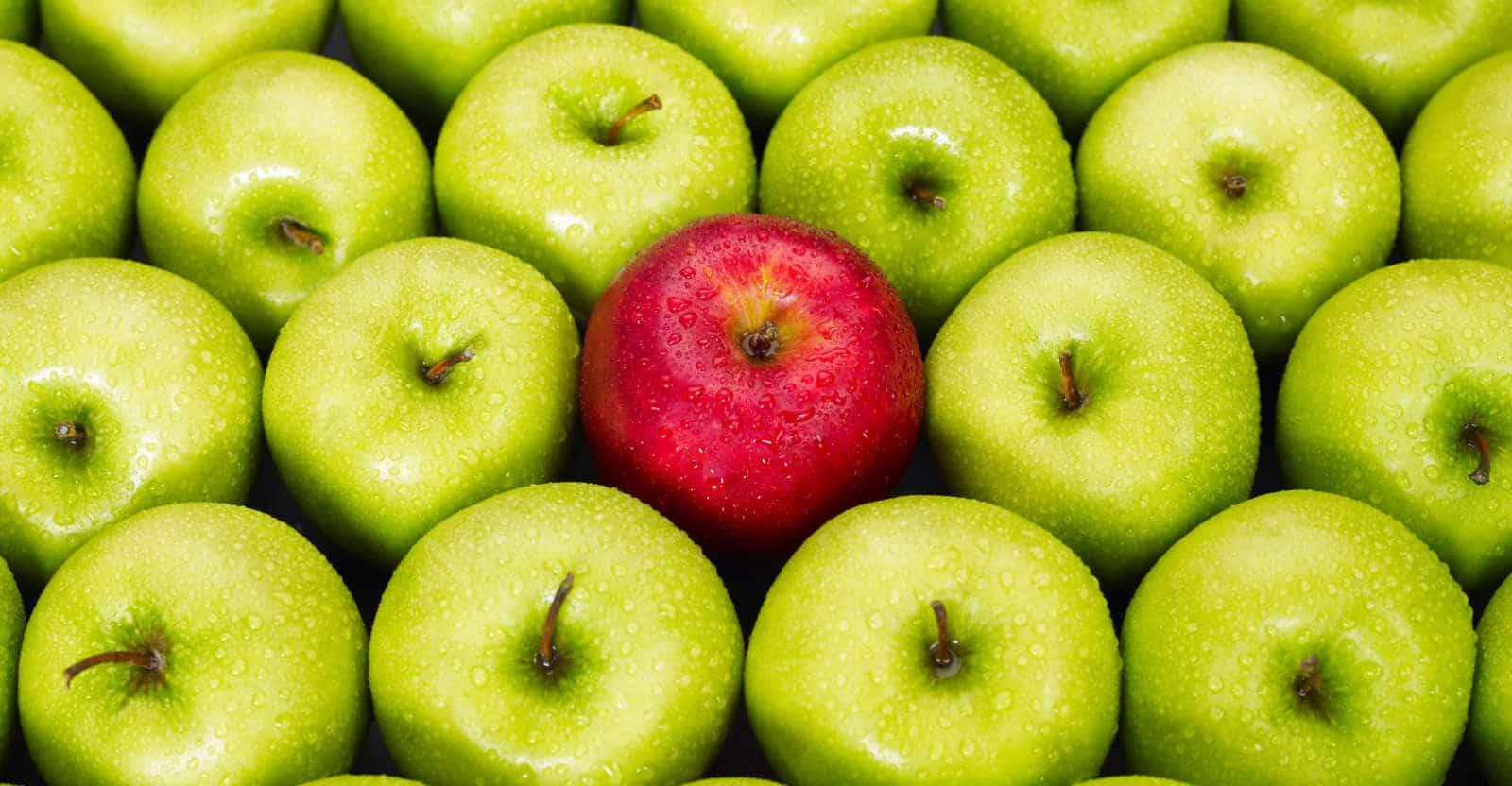Top 5 Health Benefits of Apples - No Gluten