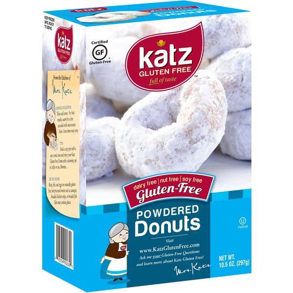 Gluten-free donuts