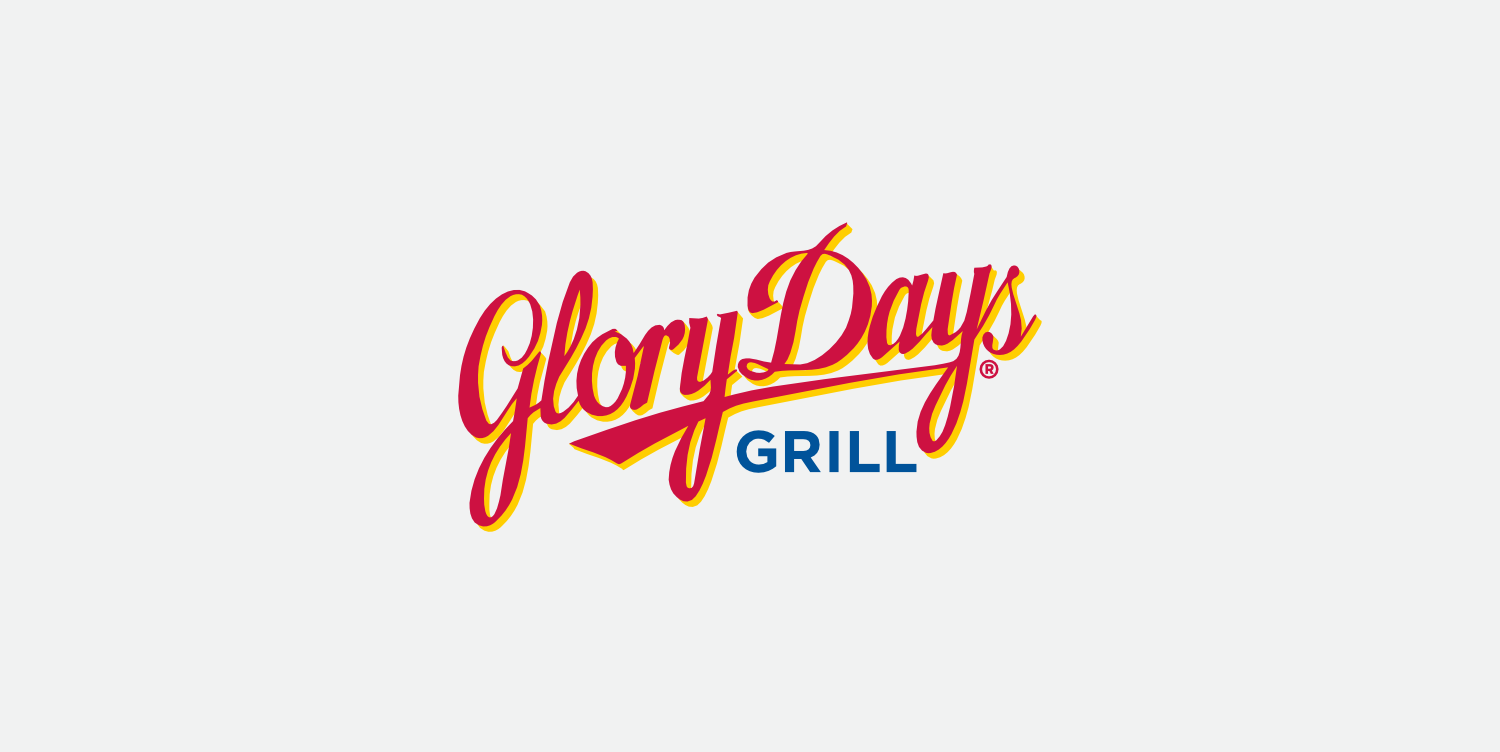 Glory Days Gluten-Free Menu